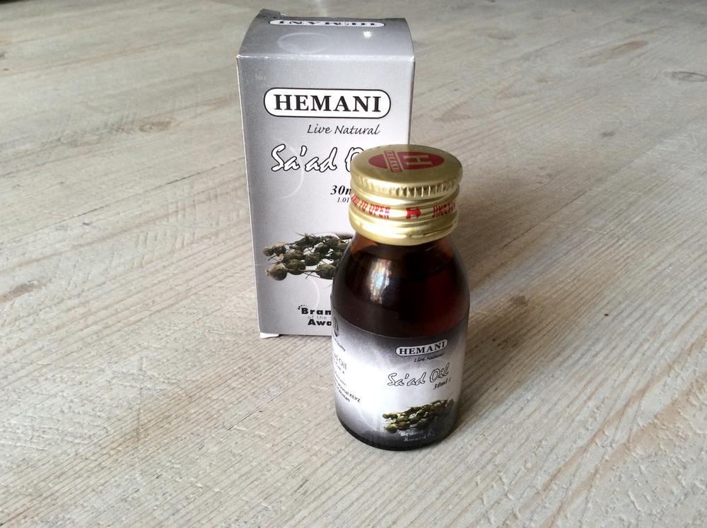 huile de souchet