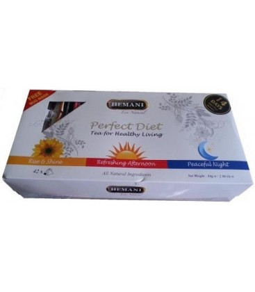 "Hemani Slimming tea ""perfect diet"""