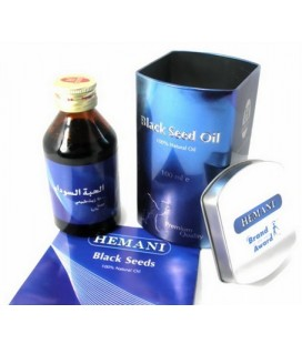 Hemani Nigella seed oil 100 ml (Black seeds oil)