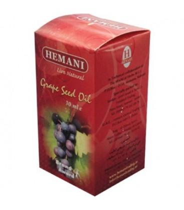 Huile de pépins de raisins