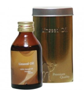 Linseed oil 100 ml