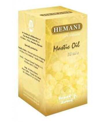 Mastic oil