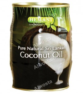 Coconut oil 400ml