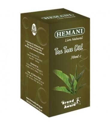 Huile d'arbre de thé