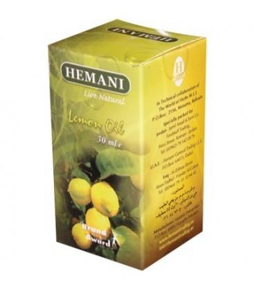 زيت الليمون
