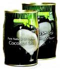 Sri Lankan coconut oil
