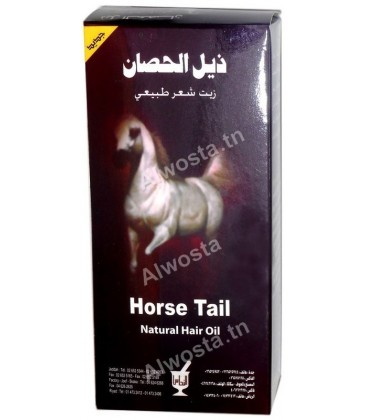 Huile de queue de cheval 100ml