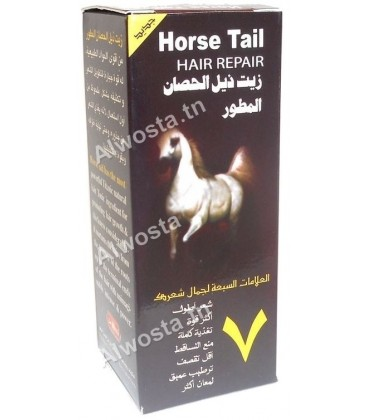Huile de queue de cheval 60ml