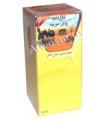 زيت بيض النمل الإيراني