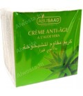 Anti-aging cream with aloe Vera