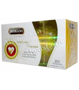 Anti Cholesterol herbal tea