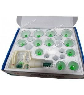 Hijama Box 24 cups