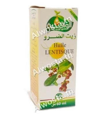 Lentisk oil