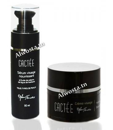 """CACTÉE"" Face Kit (serum & cream)"