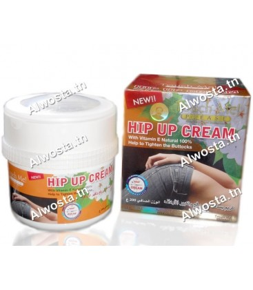 TM Cream for butt and hip enlargement