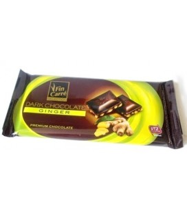 Chocolate with ginger