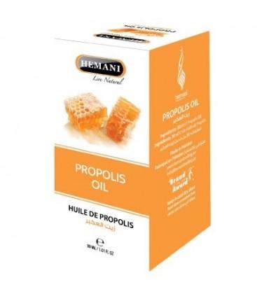 Huile de propolis