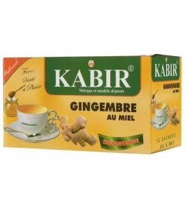 Thé du gingembre
