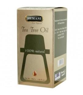Huile d'arbre de thé Haute qualité