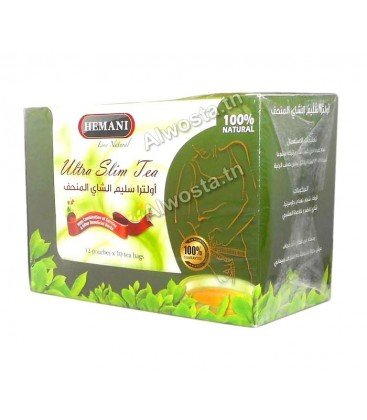 Ultra slim Tea, minceur & amincissement