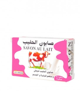 Cow's milk soap