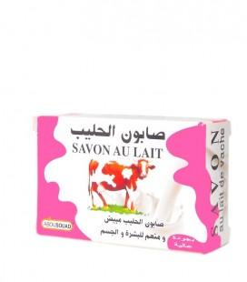 Savon de lait de vache