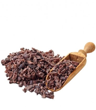 حبوب الكاكاو العضوية