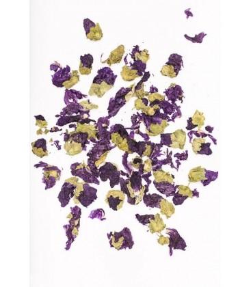 بنفسج (أزهار مجففة)