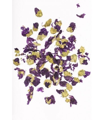 Violet (dried flowers)
