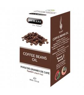 Huile de grains de café