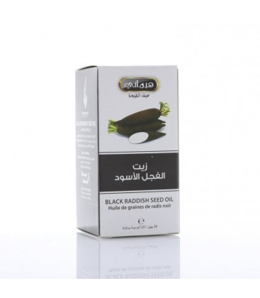 Black raddish seed oil