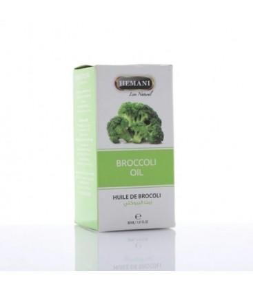 Huile de brocoli