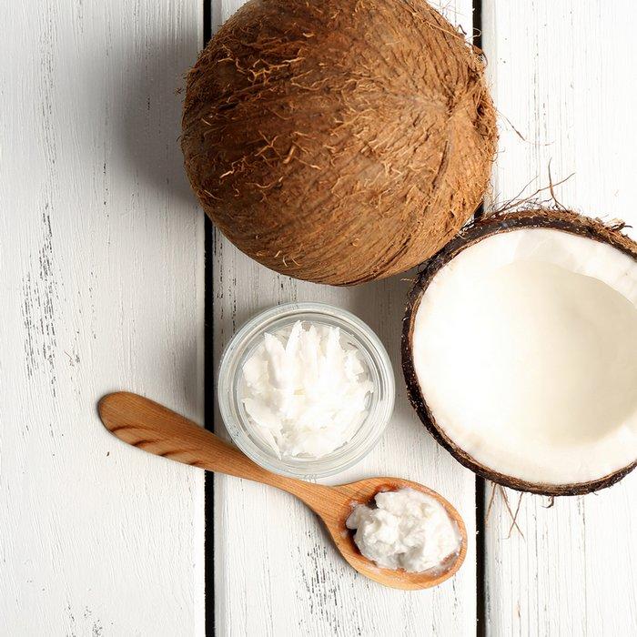procurer de l'huile de coco