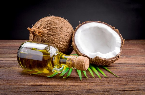 history of coconut oil
