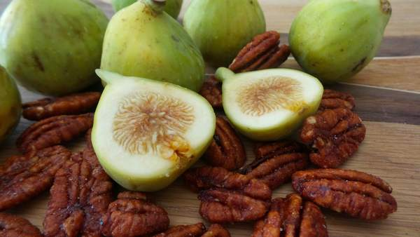 Use of figs in the kitchen