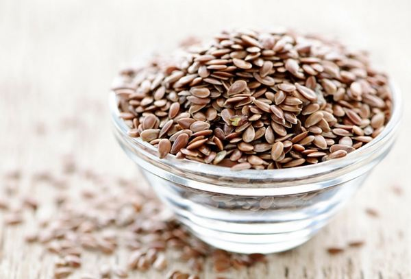 Nutritional composition of flaxseed