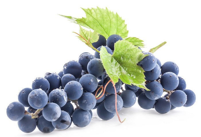 Medicinal benefits of black grapes
