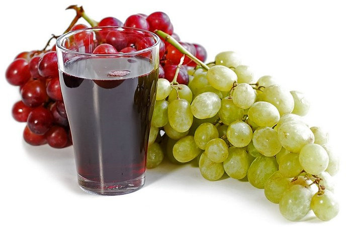 Medicinal benefits of grape juice