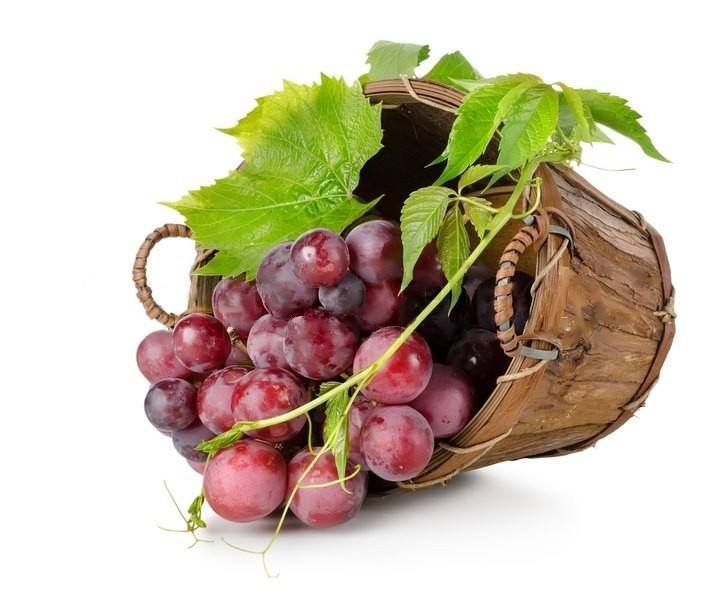 Medicinal benefits of red grapes
