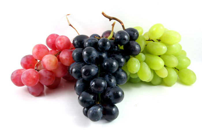 daily dose of grapes to eat to improve my health?