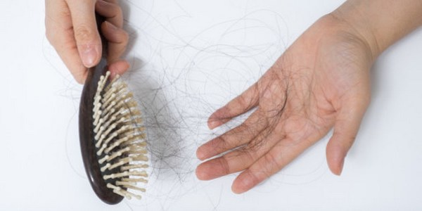 alimentation for hair loss