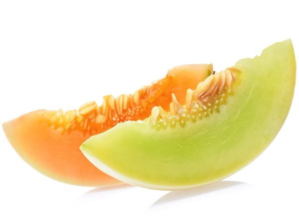 Nutritional value of melon