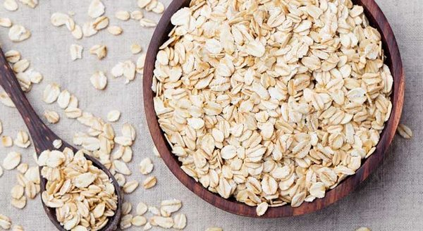 Composition of oats