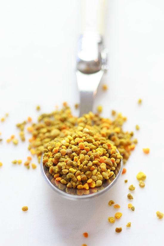 Recherches scientifiques et propriétés du pollen