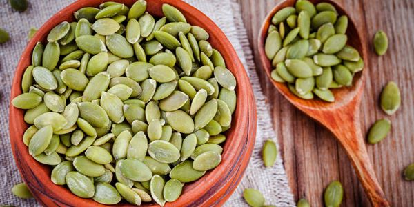 Benefits of pumpkin seeds for men