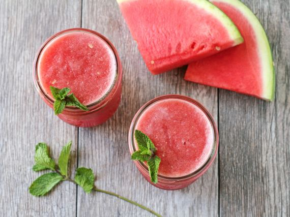 The properties and benefits of watermelon
