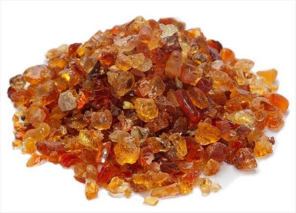 best types of gum arabic