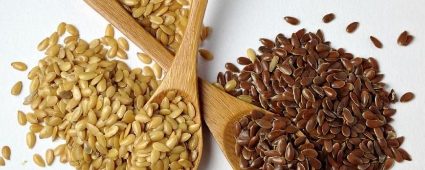 Graines de Lin: Bienfaits, vertus, propriétés, effets secondaires et recettes