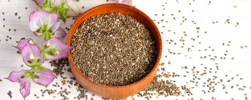 Chia seeds, benefits and virtues