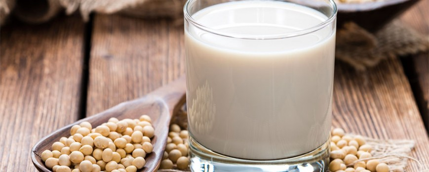 Soy milk benefits